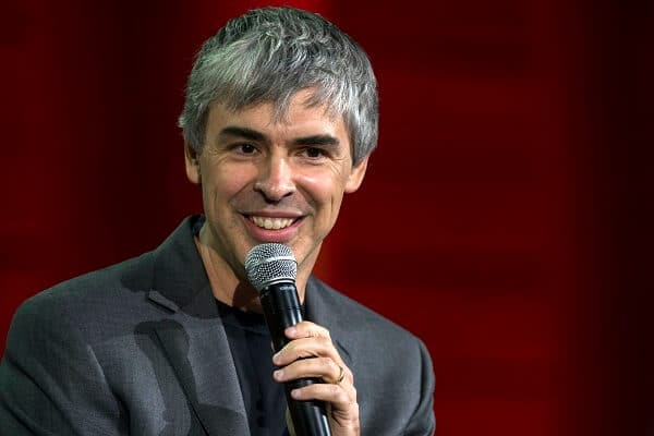Larry Page Contact Information, Phone Number and Fan Mail