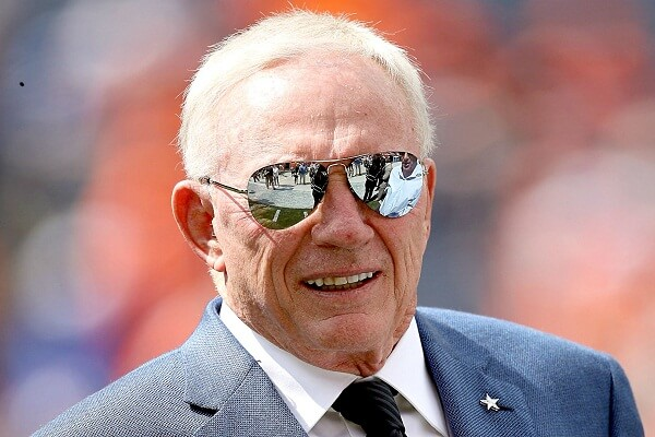 Jerry Jones Email Address, Fan Mail Address and Phone Number
