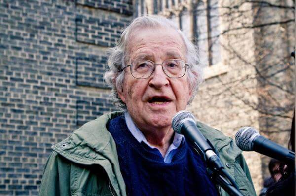Noam Chomsky Email Address, Phone Number, Mailing Address and More